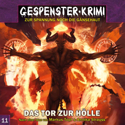 Gespenster-Krimi, Folge 11: Das Tor zur Hölle