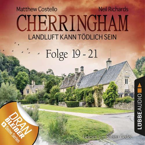 Hoerbuch Cherringham - Landluft kann tödlich sein, Sammelband 7: Folge 19-21 - Neil Richards - Sabina Godec