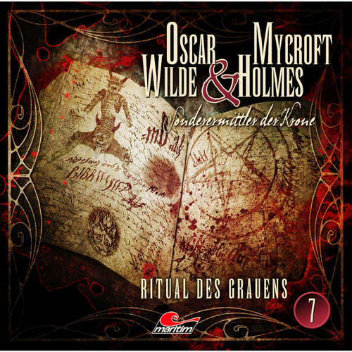 Oscar Wilde & Mycroft Holmes, Sonderermittler der Krone, Folge 7: Ritual des Grauens