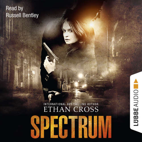 Audiobook Spectrum - Ethan Cross - Russell Bentley