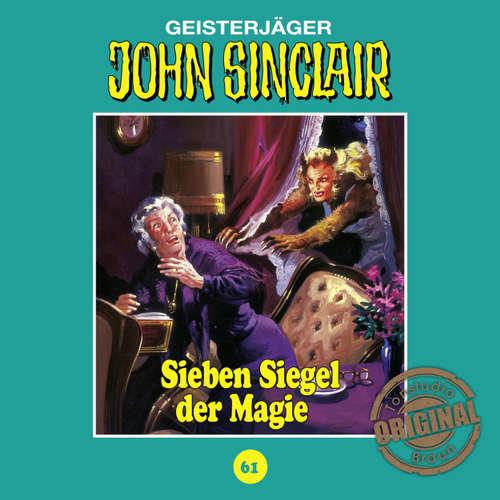 Hoerbuch John Sinclair, Tonstudio Braun, Folge 61: Sieben Siegel der Magie. Teil 1 von 3 - Jason Dark -  Diverse