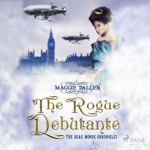Audiobook The Rogue Debutante - Maggie Dallen - Jennifer Wagstaffe