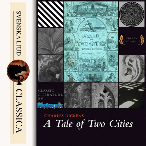 Audiobook A Tale of Two Cities - Charles Dickens - Paul Adams
