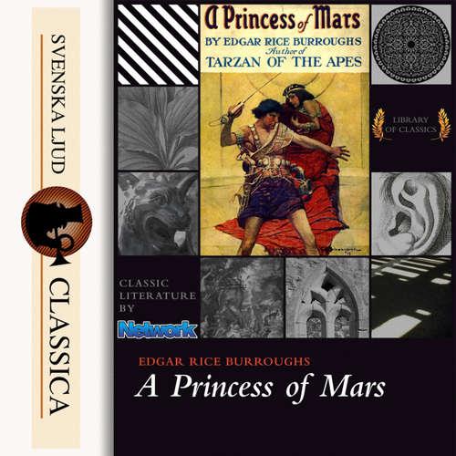 Audiobook A Princess of Mars - Edgar Rice Burroughs - Mark Nelson
