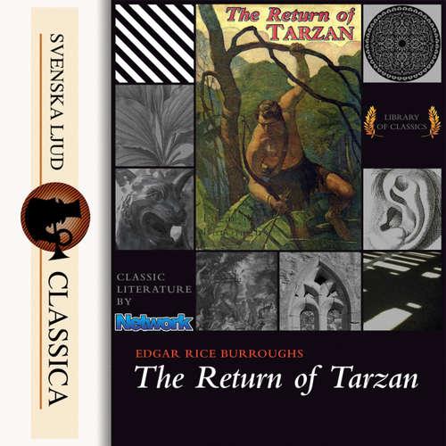 Audiobook The Return of Tarzan - Edgar Rice Burroughs - Ralph Snelson