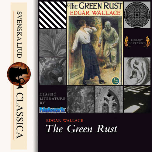 Audiobook The Green Rust - Edgar Wallace - Don W Jenkins