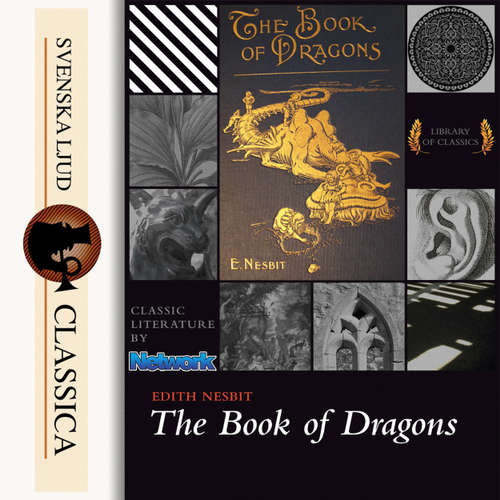 Audiobook The Book of Dragons - Edith Nesbit - Laurie Anne Walden