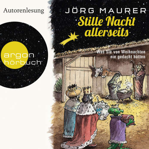 Stille Nacht allerseits (Autorenlesung)