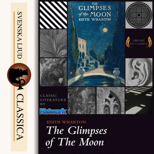 Audiobook Glimpses of the Moon - Edith Wharton - Elizabeth Klett