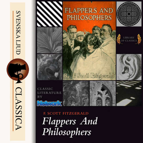 Audiobook Flappers and Philosophers - F. Scott Fitzgerald - Maurice Bean