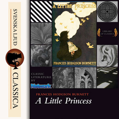 Audiobook A Little Princess - Frances Hodgson Burnett - Karen Savage