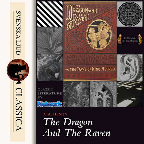 Audiobook The Dragon and the Raven - G. A Henty - Susan Umpleby