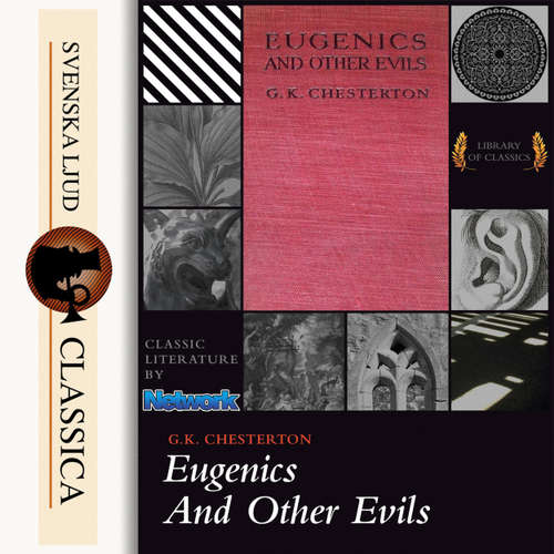 Audiobook Eugenics and Other Evils - G. K Chesterton - Ray Clare