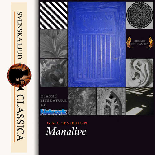 Audiobook Manalive - G. K Chesterton - Ray Clare