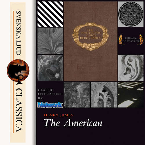 Audiobook The American - Henry James - Nicholas Clifford