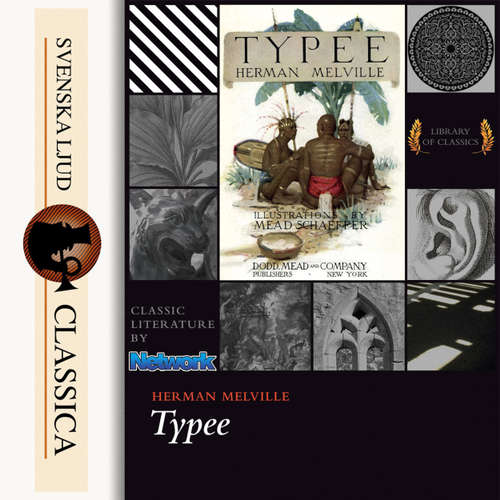 Audiobook Typee - Herman Melville - Michael Scherer
