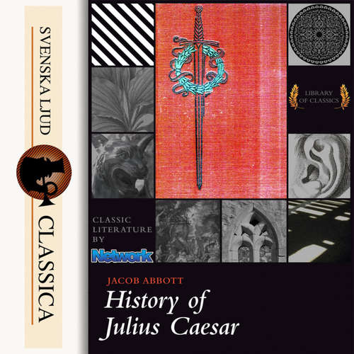 Audiobook History of Julius Caesar - Jacob Abbots - Cathy Barrat