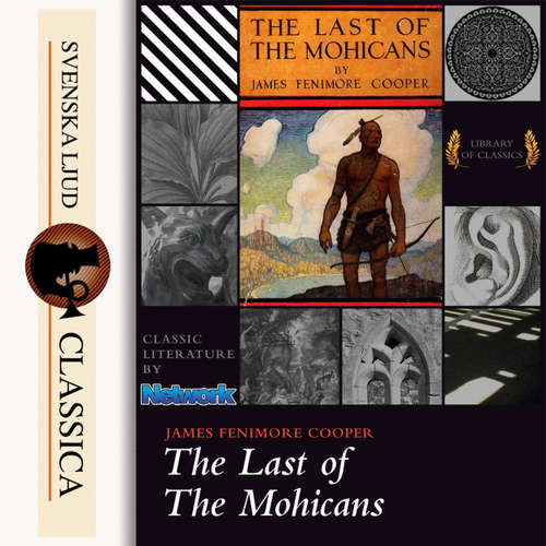 Audiobook The Last of the Mohicans - James Fenimore Cooper - Gary W Sherwin
