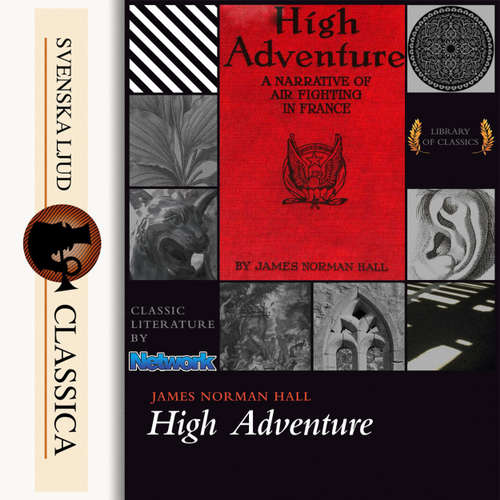 Audiobook High Adventure - James Norman Hall - Mike Vendetti