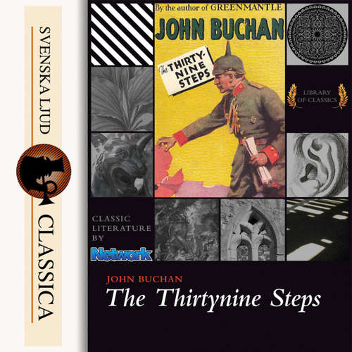 Audiobook The Thirty-Nine Steps - John Buchan - Adrian Praetzellis