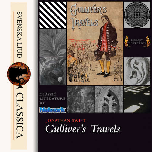 Audiobook Gulliver's Travels - Jonathan Swift - Lizzie Driver