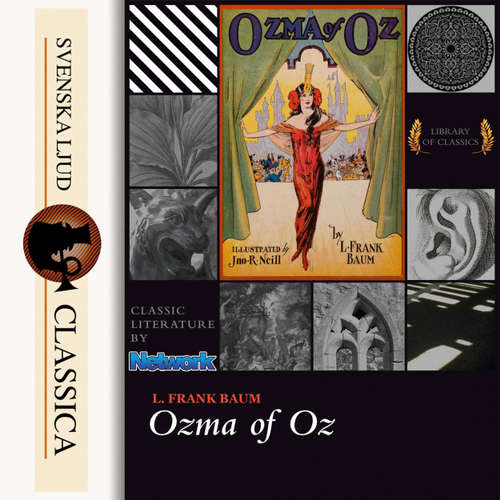 Audiobook Ozma of Oz - L. Frank Baum - Phil Chenevert