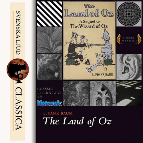 Audiobook The Marvelous Land of Oz - L. Frank Baum - Phil Chenevert