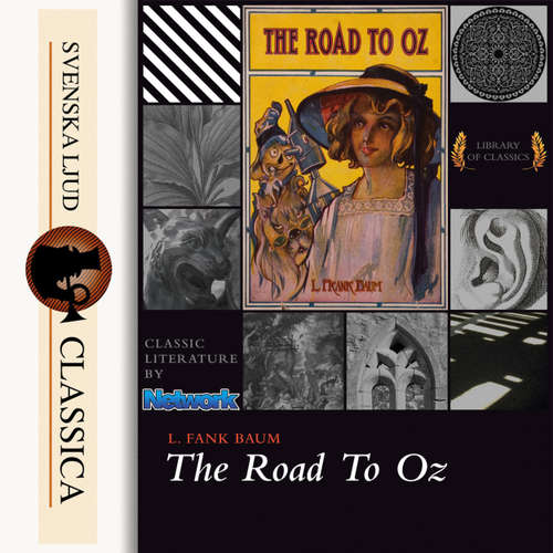Audiobook The Road to Oz - L. Frank Baum - Phil Chenevert