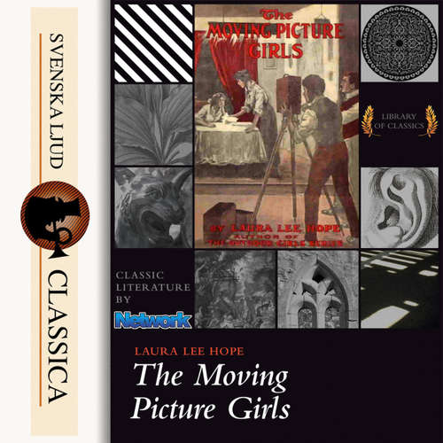 Audiobook The Moving Picture Girls - Laura Lee Hope - Cori Samuel