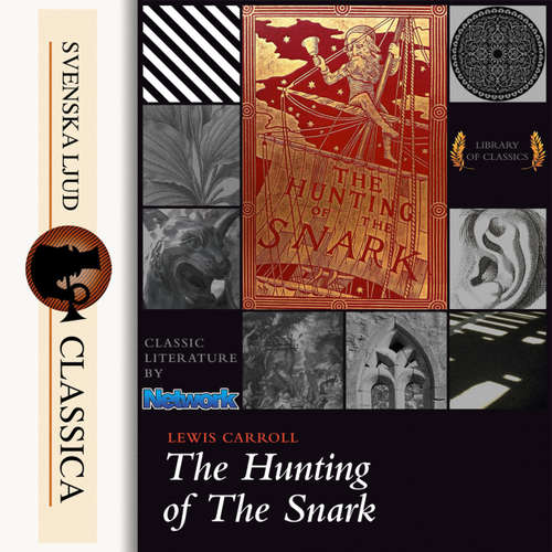 Audiobook The Hunting of the Snark - Lewis Carrol - Shawn Craig Smith