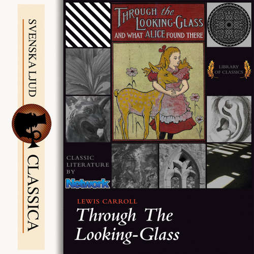 Audiobook Through the Looking-Glass and What Alice Found There - Lewis Carrol - Kara Shallenberg