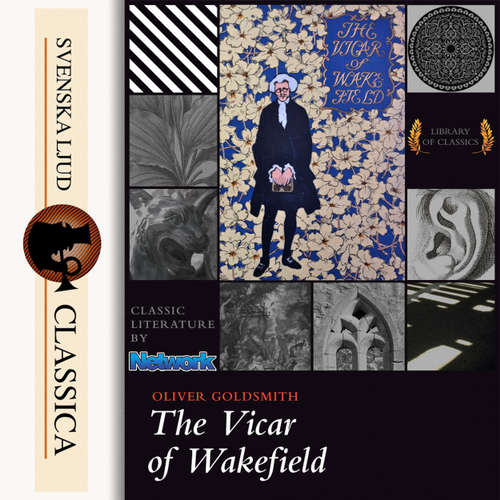 Audiobook The Vicar of Wakefield - Oliver Goldsmith - Tadhg Hynes