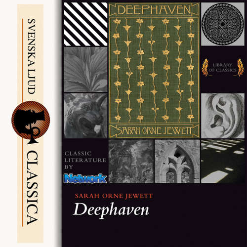 Audiobook Deephaven - Sarah Orne Jewett -  Unknown