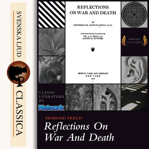 Audiobook Reflections on War and Death - Sigmund Freud - D. E Wittkower