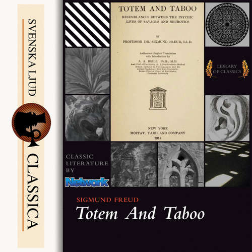 Audiobook Totem and Taboo - Sigmund Freud - Mary Schneider
