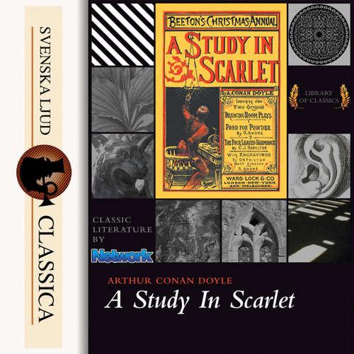 Audiobook A Study in Scarlet - Sir Arthur Conan Doyle - Laurie Anne Walden