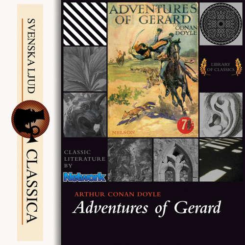 Audiobook Adventures of Gerard - Sir Arthur Conan Doyle - Phil Griffiths