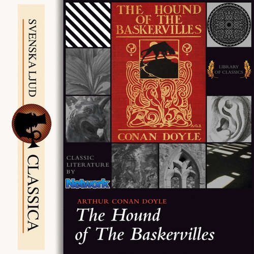 Audiobook The Hound of the Baskervilles - Sir Arthur Conan Doyle - Bob Neufeld