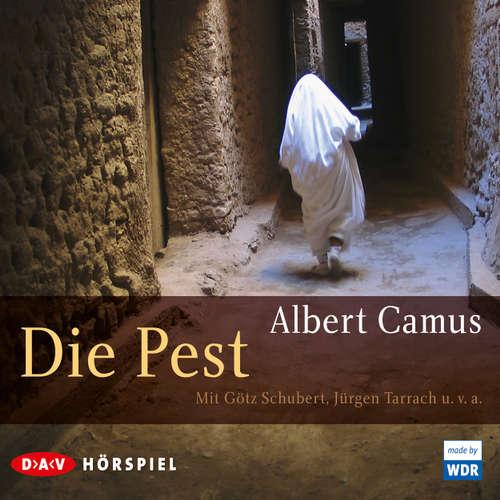 Hoerbuch Die Pest (Hörspiel) - Albert Camus - Götz Tarrach
