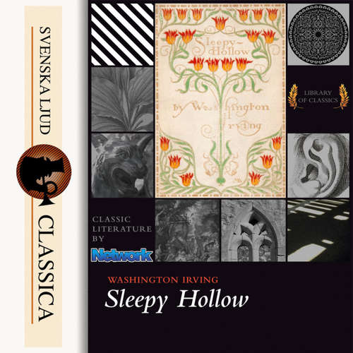 Audiobook The Legend of Sleepy Hollow - Washinton Irving -  Chip