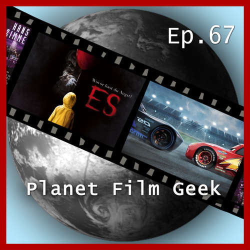 Planet Film Geek, PFG Episode 67: ES, Cars 3, Victoria & Abdul