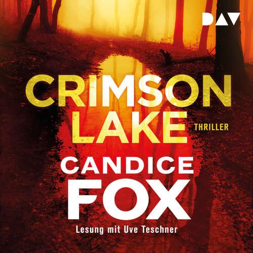 Hoerbuch Crimson Lake - Candice Fox - Uve Teschner