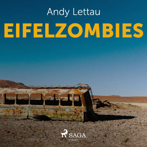 Hoerbuch Eifelzombies - Andy Lettau - Floridan Müller