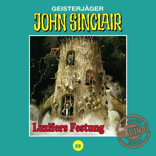 Hoerbuch John Sinclair, Tonstudio Braun, Folge 59: Luzifers Festung - Jason Dark -  Diverse