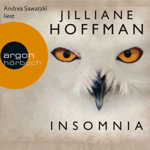 Hoerbuch Insomnia - Jilliane Hoffman - Andrea Sawatzki