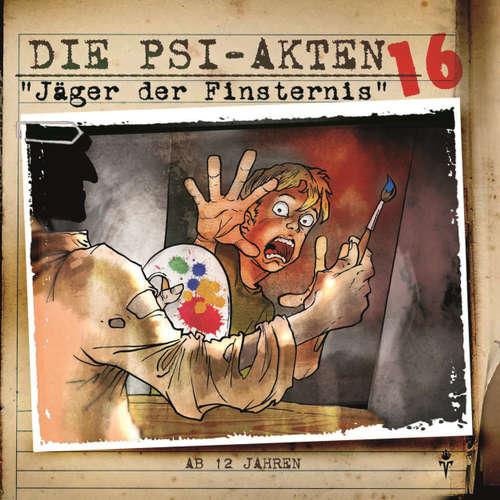 Hoerbuch Die PSI-Akten, Folge 16: Jäger der Finsternis - Simeon Hrissomallis - Samuel D. Willingham