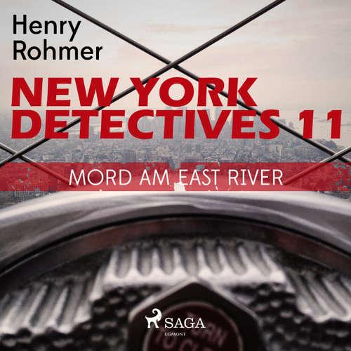 Hoerbuch Mord am East River - New York Detectives 11 11 - Henry Rohmer - Bert Stevens