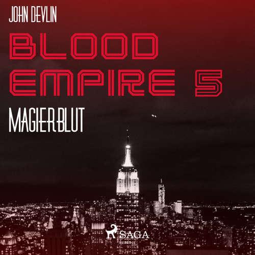 Hoerbuch Magierblut - Blood Empire 5 - John Devlin - Dirk Stasikowski