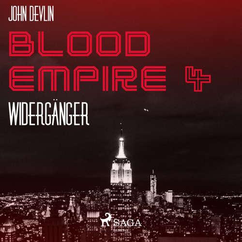 Hoerbuch Widergänger - Blood Empire 4 - John Devlin - Dirk Stasikowski