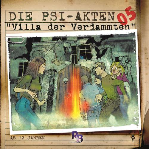 Hoerbuch Die PSI-Akten, Folge 5: Villa der Verdammten - Simeon Hrissomallis - Dennis Rohling